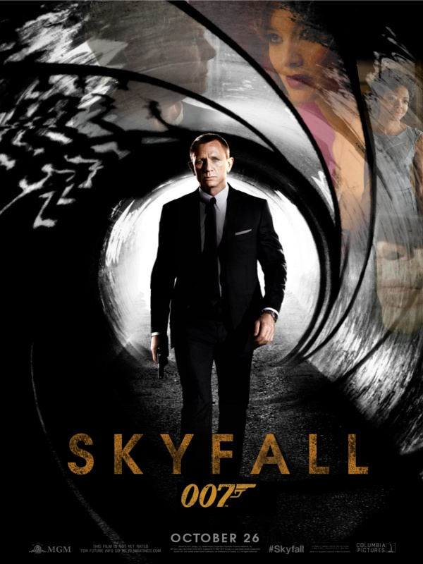 Article: Skyfall, and all the pieces matter